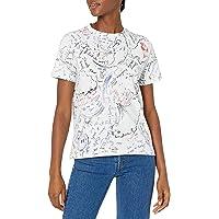 Desigual TS_Elizabeth Fry Camiseta para Mujer