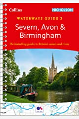 Severn, Avon and Birmingham: Waterways Guide 2 (Collins Nicholson Waterways Guides) Kindle Edition