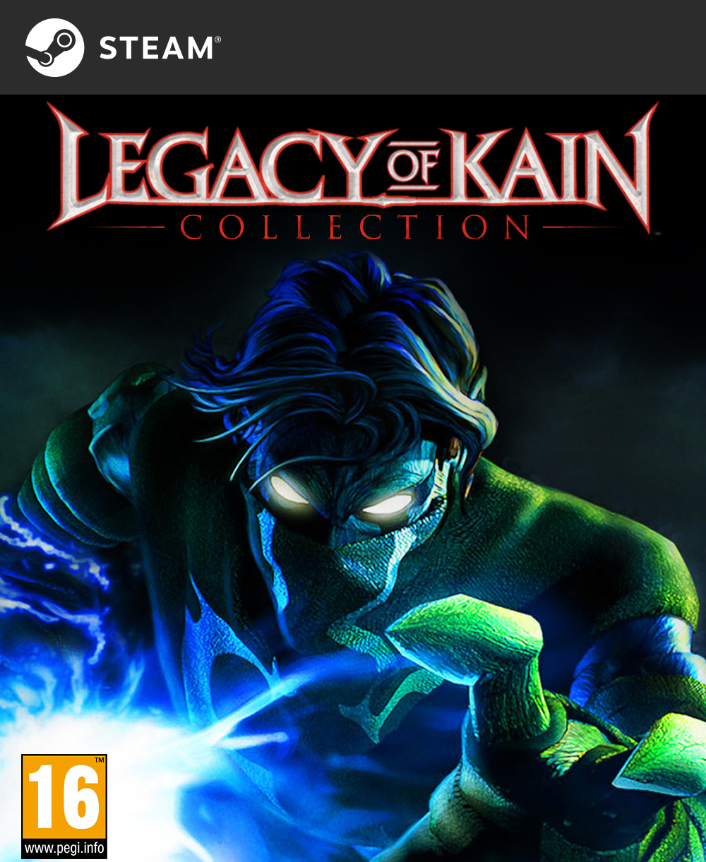 Legacy of Kain: Collection [Online Game Code] (Legacy Square)