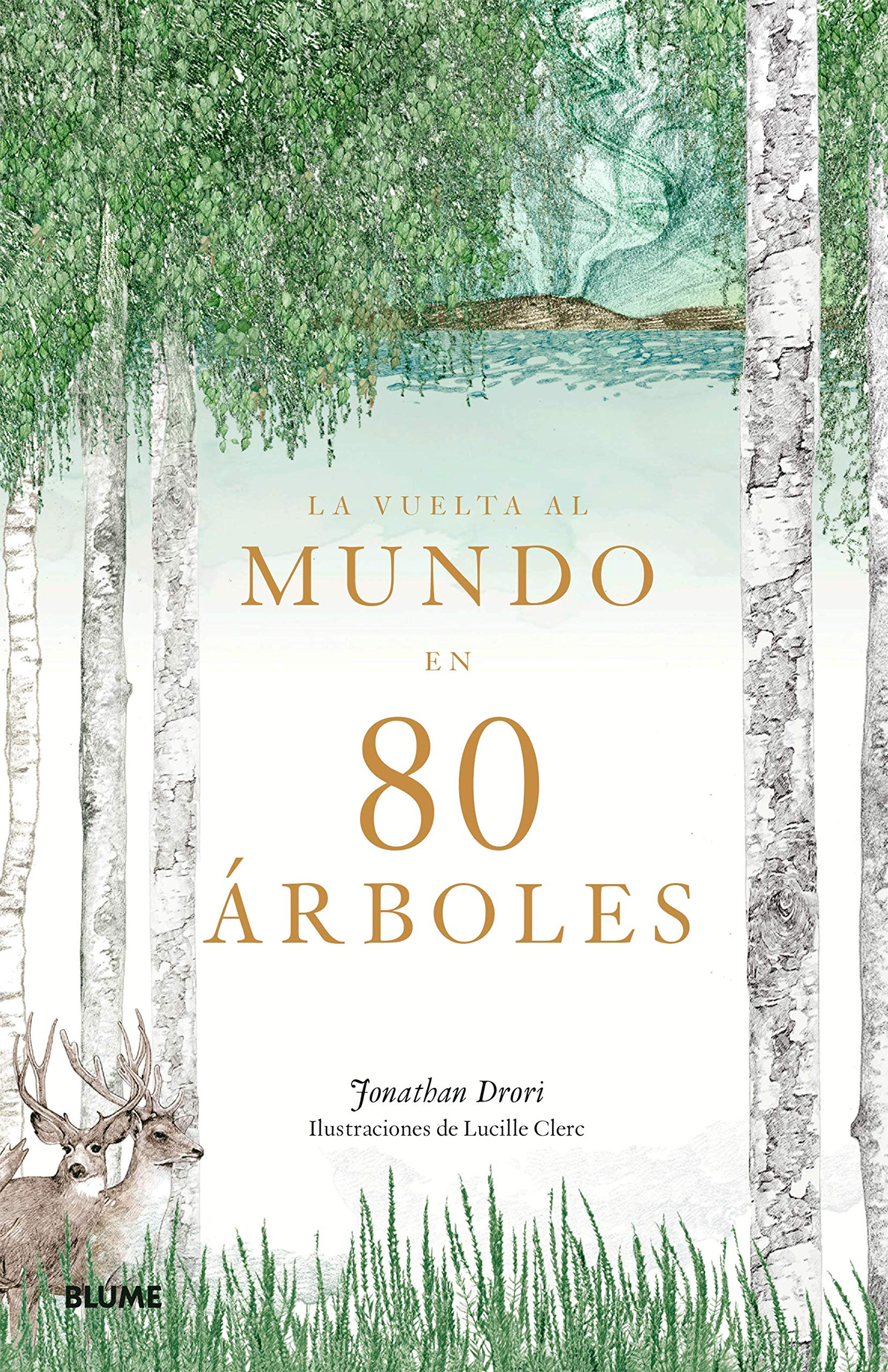 La vuelta al mundo en 80 árboles: Amazon.es: Drori, Jonathan ...