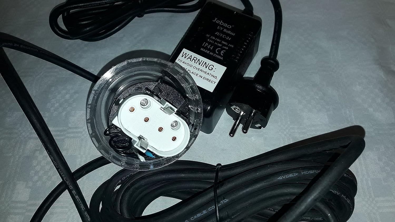 Netzteil Osaga Druckfilter OPF-15000 24 W Netzteil JEBAO