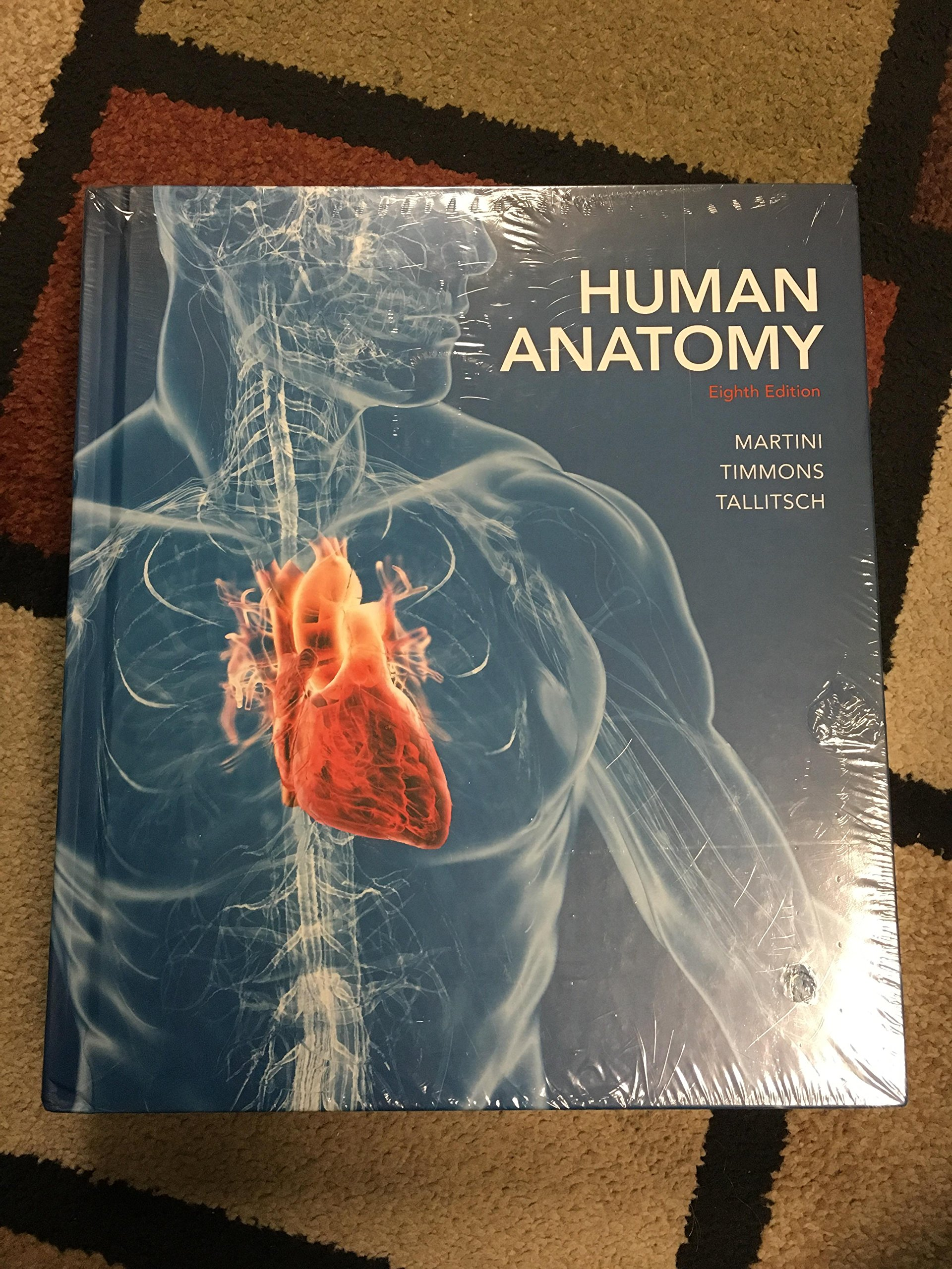 Bundle Human Anatomy 8th Edition And A Photographic Atlas For