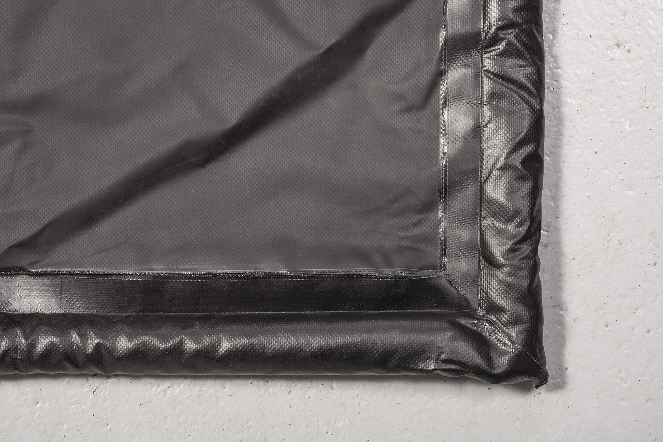 AutoFloorGuard AFGS-7916 Black 7'9'' x 16' AFG Compact Size Containment mat by AutoFloorGuard (Image #3)