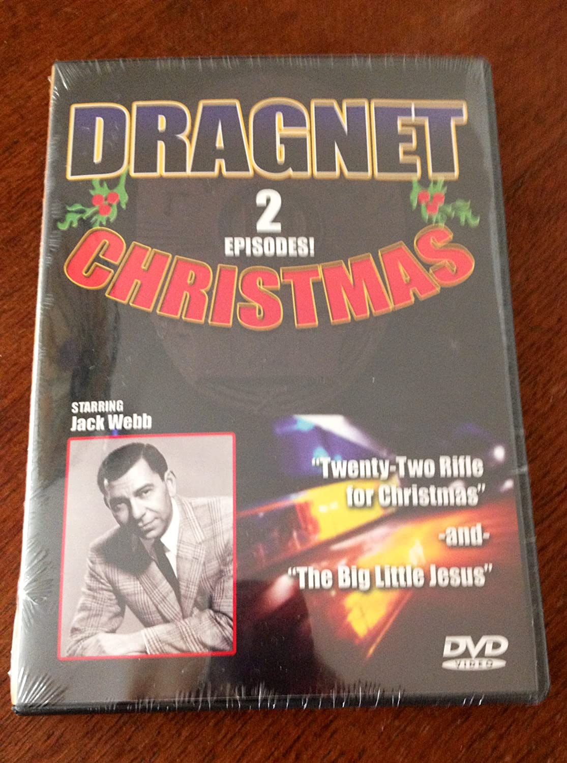 Christmas Dragnet.Amazon Com Dragnet Christmas Unrated Artist Not Provided
