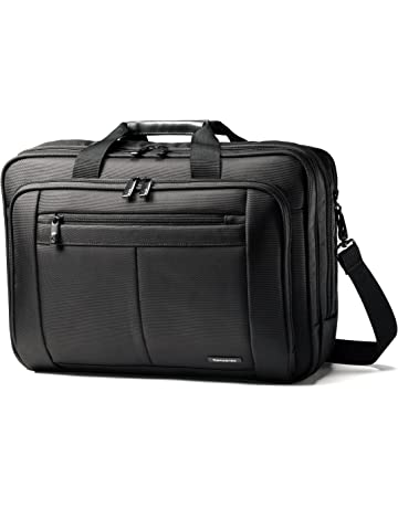 cd74010abf4a Samsonite Classic Business 3 Gusset Business Case, Black