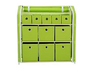 Home Like 11 Drawer Storage Unit Multi Bin Toy Organizer DIY Storage Cabinet