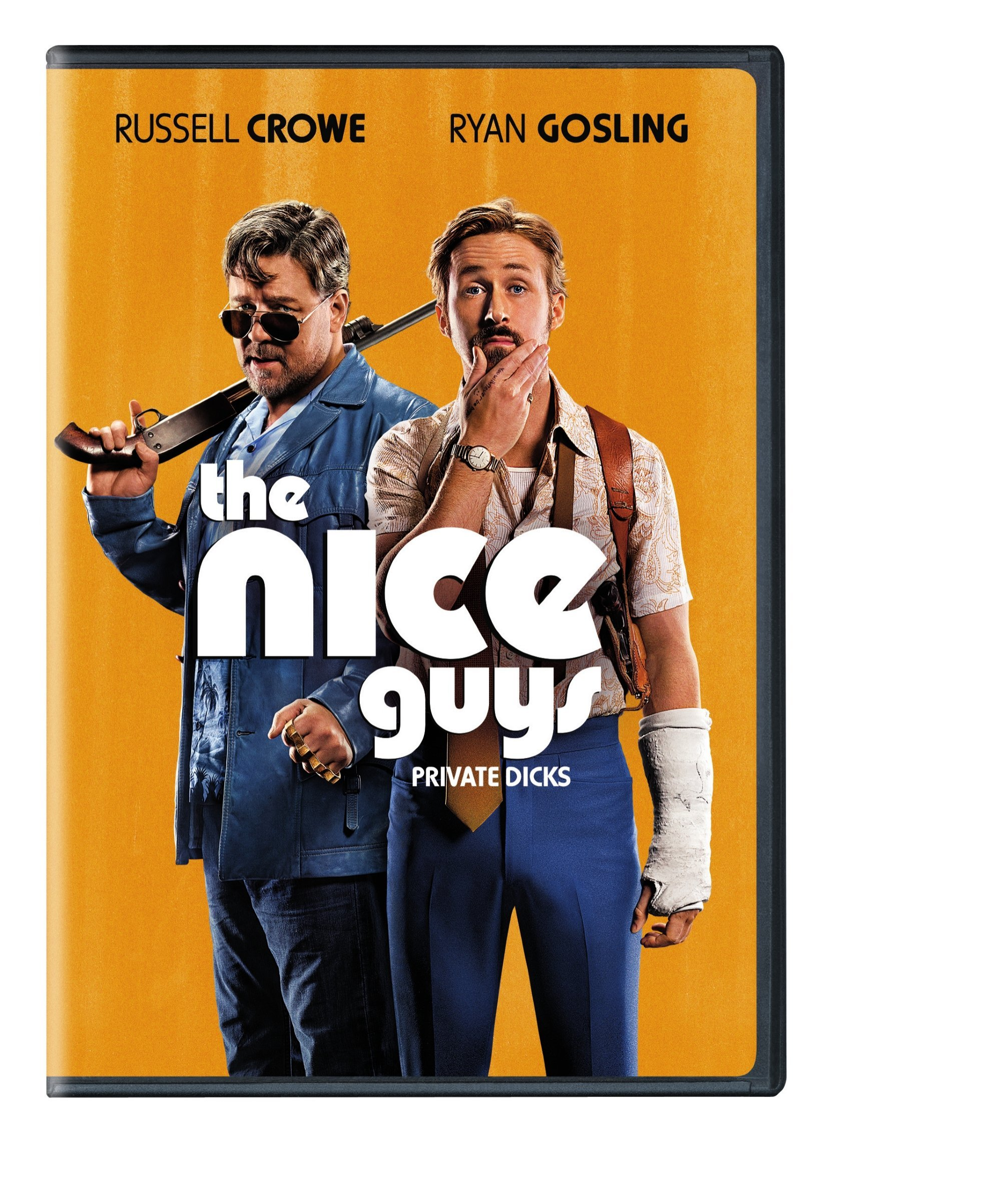 DVD : The Nice Guys (Eco Amaray Case)