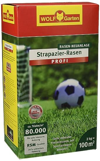WOLF Garten Strapazier Rasen LJ 100; 3821040