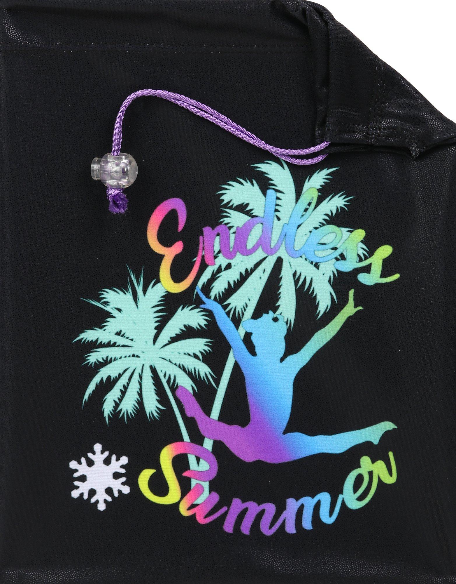 Snowflake Designs Endless Summer Gymnastics Grip Bag