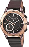 Fossil Hybrid Smartwatch - Q Modern Pursuit Wine