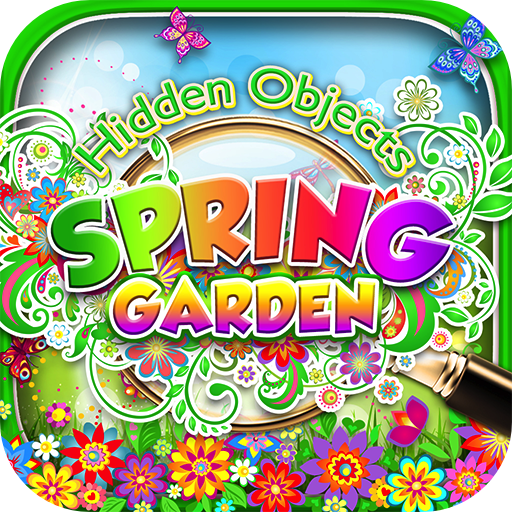 - Hidden Objects Spring Garden Time - Seek & Find Object Puzzle Photo Pic & Spot the Difference World Travel Easter Game