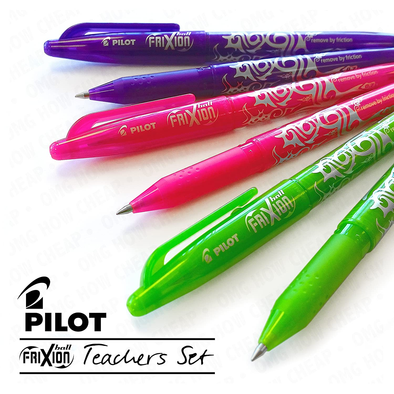 WRITIME Frixion Tintenroller Radierbar 8er//set 8 St/ück 0.5mm L/öschbaren Stift Meistverkauften Kreative Zeichnung Gel Stift Studenten Briefpapier