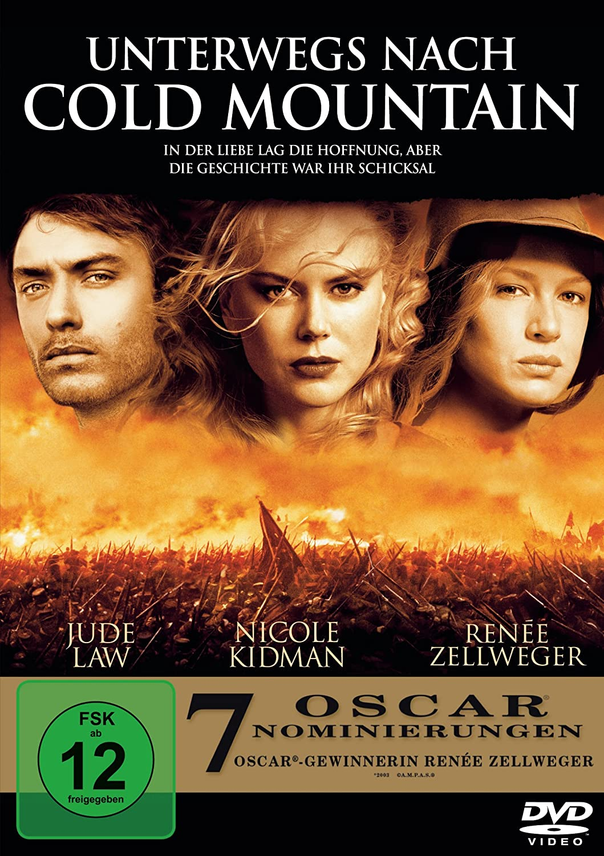 Amazon Com Unterwegs Nach Cold Mountain Movies Tv