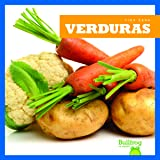 Verduras (Vegetables) (Bullfrog Books: Spanish Edition) (Vida sana Healthy Living