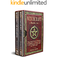 Witchcraft: 2 Books in 1: Wicca Starter Kit