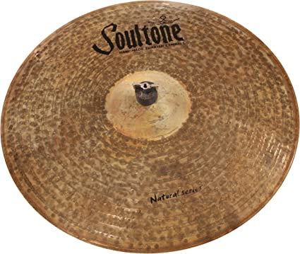Musical Instruments Soultone Cymbals NTR-RID18-18 Natural Ride Ride