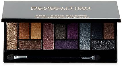 Image Unavailable. Image not available for. Colour: Makeup Revolution London Pro ...