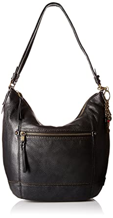 Amazon.com: The Sak Sequoia Hobo Bag, Black: Clothing