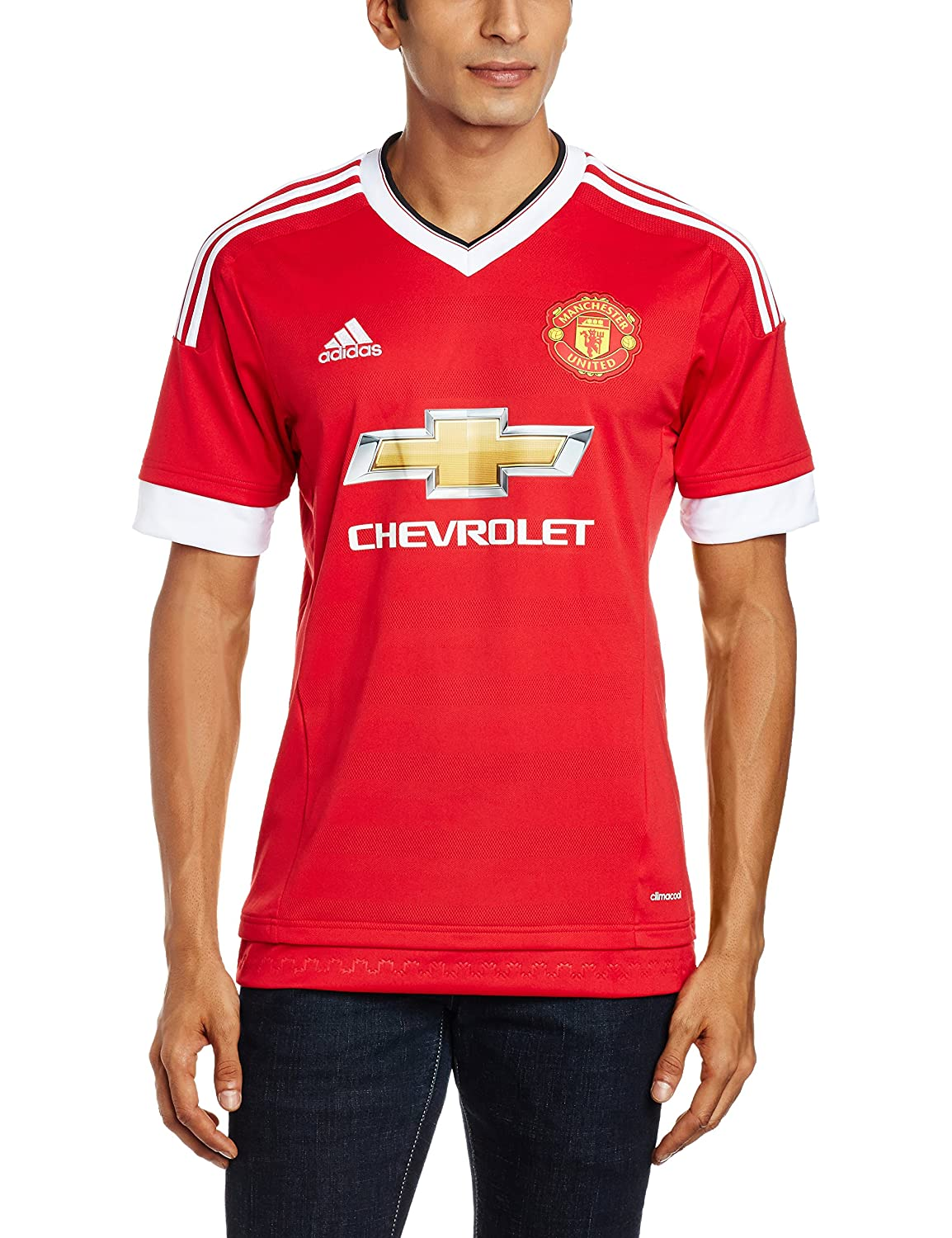 Manchester United Home Jersey 15/16 adidas AC1414