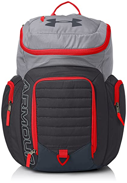 the best attitude 6e7b6 75c51 Under Armour Storm Undeniable II Backpack, Steel (035), One Size