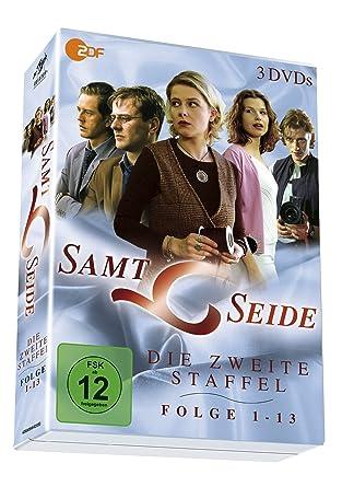 Samt Und Seide samt seide staffel 2 folge 01 13 auf 3 dvds amazon de