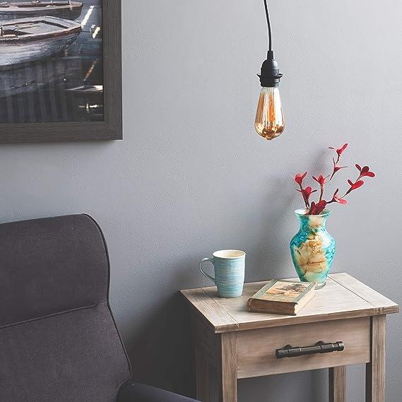 Amazon.com: Wallniture - Juego de cables para lámpara de ...