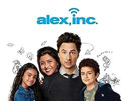 Amazon com: Watch Alex, Inc  - Season 01 | Prime Video