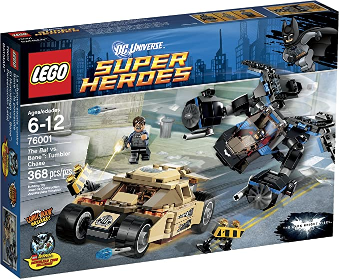 New Rate Size Bane Lego Marvel Incredible Super Hero Figures Building Blocks Toy