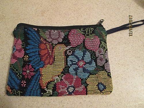Handmade Cotton Shoulder /& Travel Wallets from Guatemala  Fair Trade
