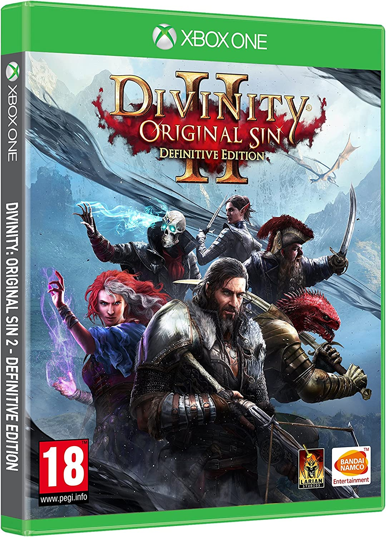 Divinity: Original Sin II - Definitive Edition - Ultimate - Xbox One [Importación italiana]: Amazon.es: Videojuegos