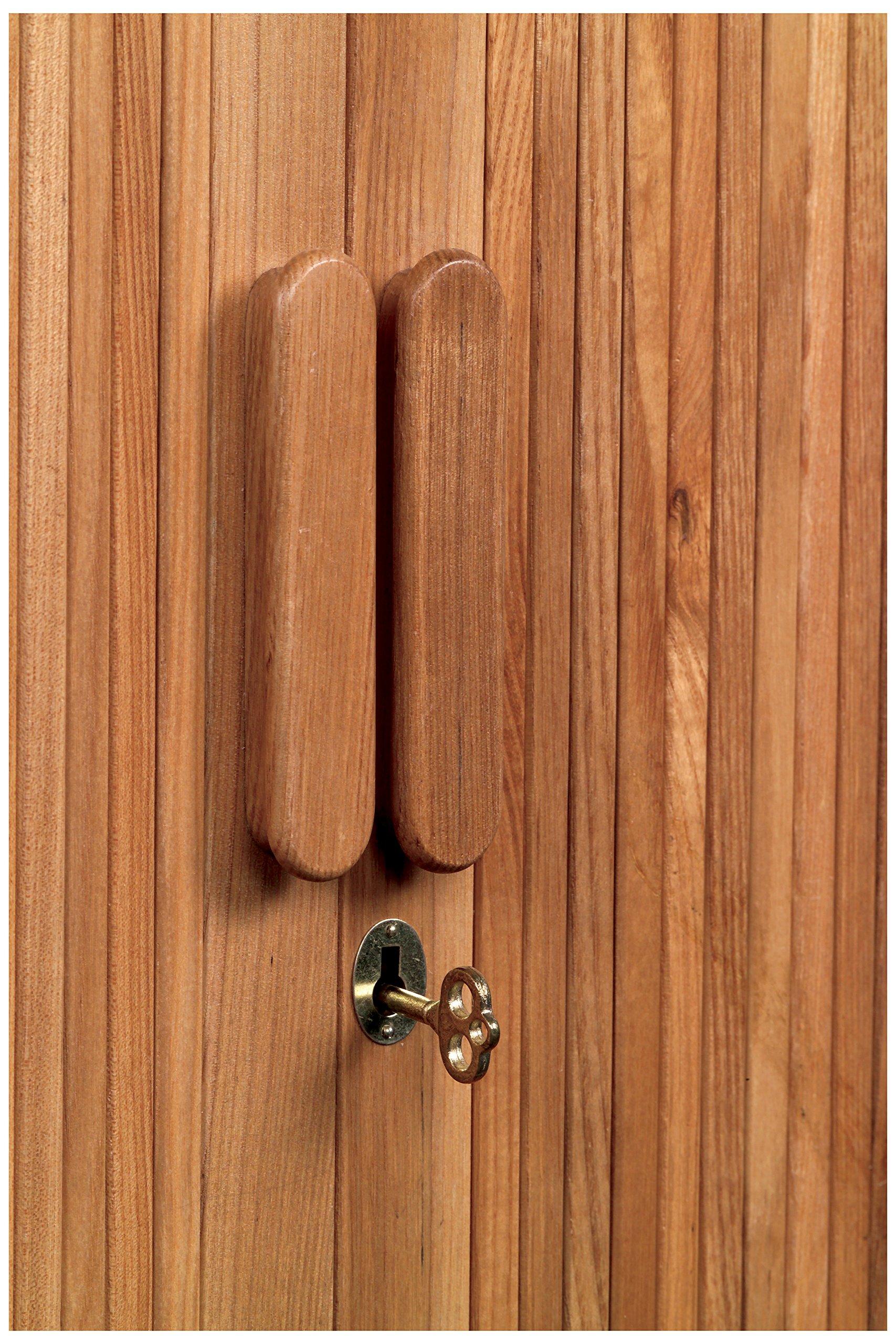 BALT 25010 Conference Room Cabinet, Magnetic Dry-Erase Board, 44w x 32h x 4d, Med Oak