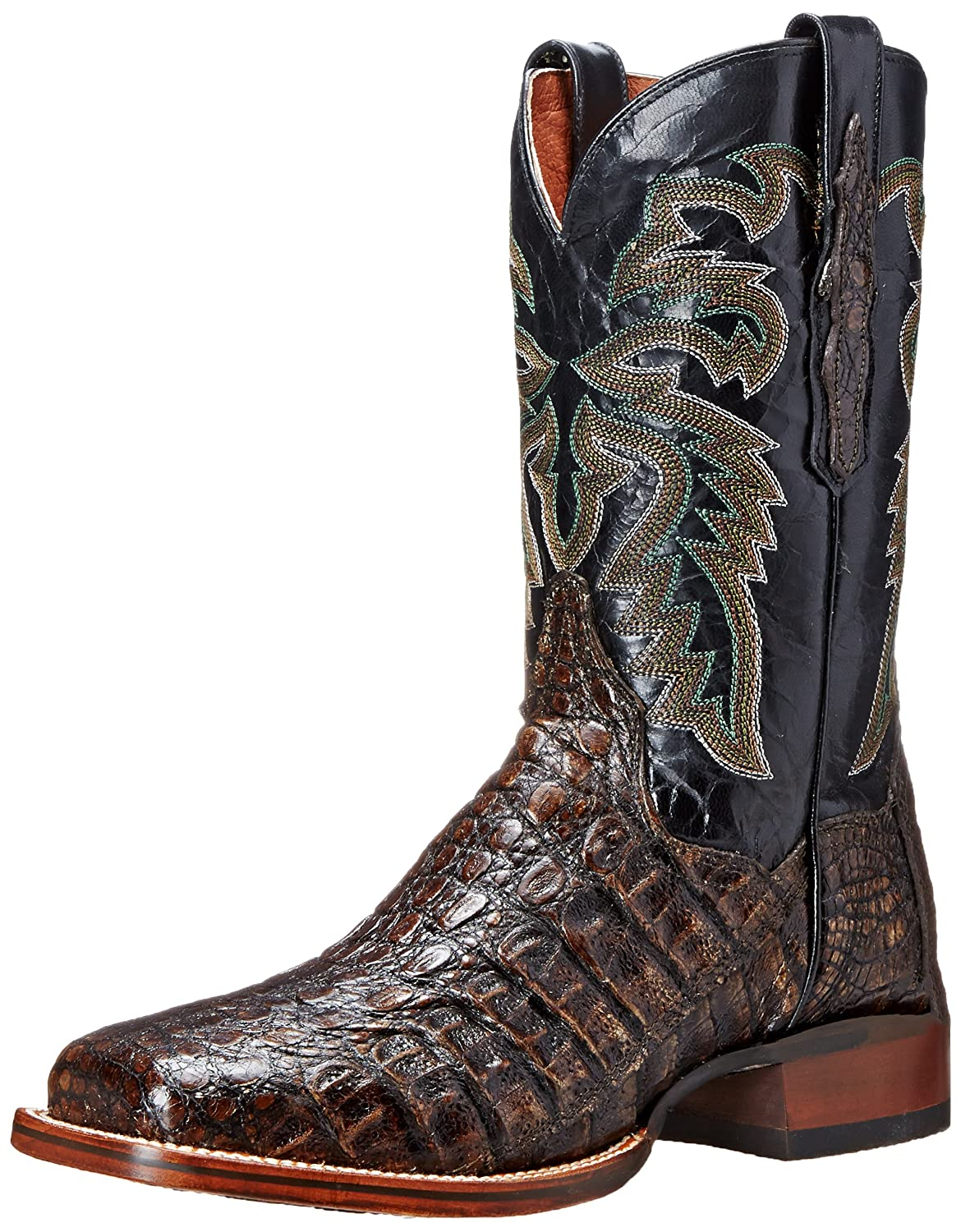 Dan Post Men's Everglades SQ Western Boot B07CT9Q54R 16 B(M) US|Brown
