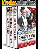Secret Billionaire: Surprised By Love Boxset
