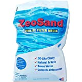 "ZeoSand Alternative Pool Sand Filter Media - 50 Pounds by ""Zeo, Inc"""