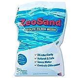 ZeoSand Alternative Pool Sand Filter Media - 100