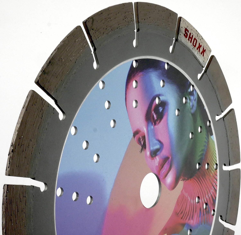 fabricado en Alemania, orificio de 230 mm, para 22,23 PRODIAMANT Disco de corte de diamante