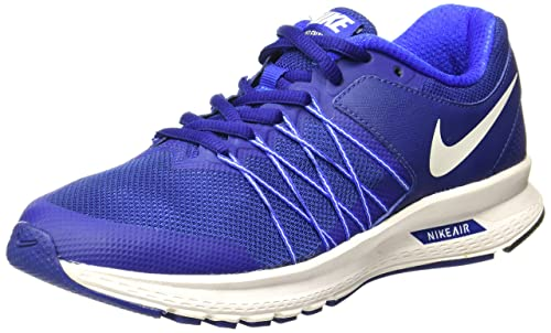 sueño muerte Sillón  Buy Nike Men's Air Relentless 6 MSL Blue Running Shoes -5.5 UK (38.5 EU) (6  US)(843881-400) at Amazon.in