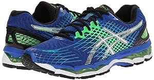 asics gel-nimbus achilles tendonitis shoe