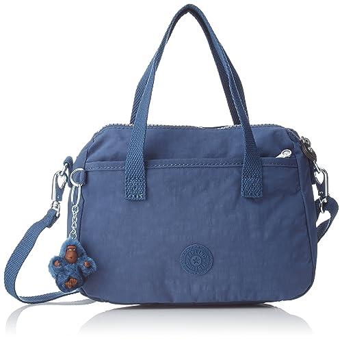 Womens Leike Shoulder Bag, Black, 9.5x19.5x14 cm (L x W x T) Kipling