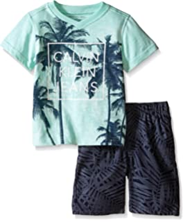 Amazon.com: OFFCORSS Baby Boys Outfits Set T-Shirt Shorts Conjuntos ...