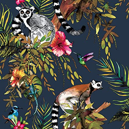 holden lemur print