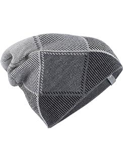 7dcb66e0a Amazon.com: Icebreaker Merino Stripe Slouch Beanie Cold Weather Hats ...