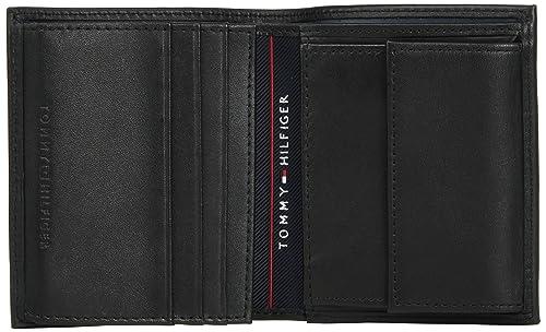 Tommy Hilfiger Harry N/S Trifold, Bolsa y Cartera para Hombre, Negro (Black), 3x9.7x13 cm (W x H x L): Amazon.es: Zapatos y complementos
