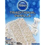 Pillsbury Traditional Cake Mix, Vanilla, 15.25 Ounce