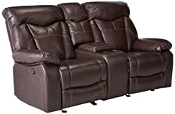 Coaster Motion two person recliner