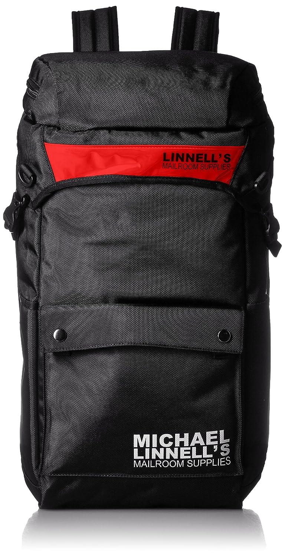 [マイケルリンネル] Michael Linnell Cannon Pack  ML-013 B01BSLHLTC ブラック/レッド ブラック/レッド
