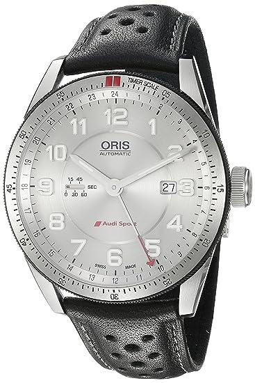 ORIS RELOJ DE HOMBRE AUTOMÁTICO 44MM CORREA DE PIEL DE TERNERO 74777014461LS: Amazon.es: Relojes