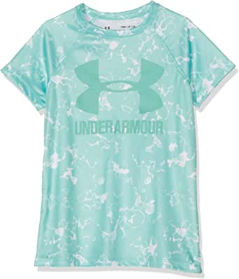 Under Armour Big Logo tee Novelty SS Camiseta Niñas