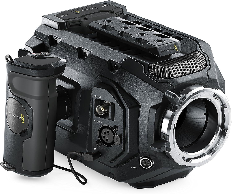 Amazon Com Blackmagic Design Ursa Mini 4k Digital Cinema Camera Pl Mount Cinecamursam40k Pl Camera Photo