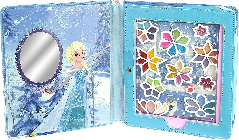 Disney Frozen - Cool as Ice Makeup Tab, paleta de maquillaje (Markwins 9607010): Amazon.es: Juguetes y juegos